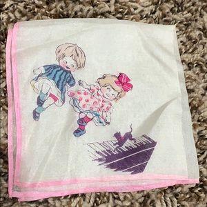 Accessories - Vintage Handkerchief